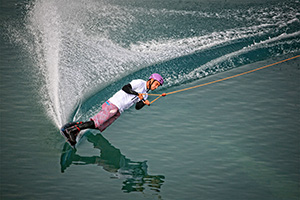 esre Kablolu su kayağı